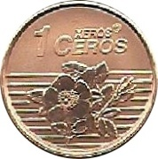 1 Xeros Ceros (Greenland Euro Fantasy Token) – reverse