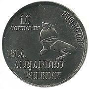 10 Condores – reverse