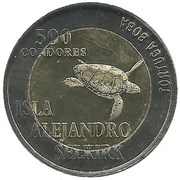 500 Condores – reverse