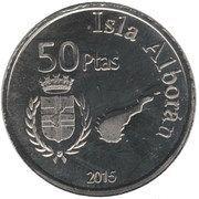 50 Pesetas – obverse
