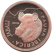 10 Céntimos – reverse