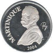 ¼ Euro (Martinique Euro Fantasy Token) – obverse