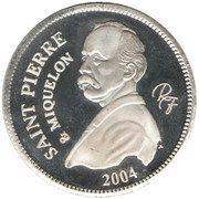 ¼ Euro (St Pierre et Miquelon Euro Fantasy Token) – obverse