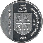 1½ Euro (Martinique Euro Fantasy Token) – obverse
