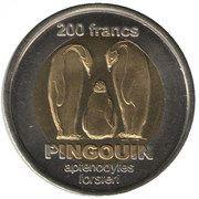 200 Francs – reverse