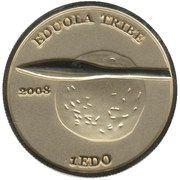 1 Edo – obverse