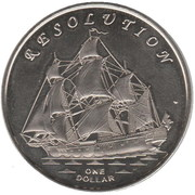 1 Dollar (Resolution) – reverse