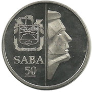 50 Cents – obverse