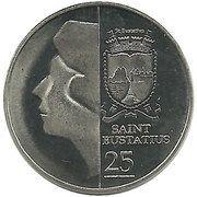 25 Cents – obverse