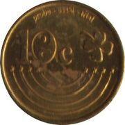 10 C (Brittany Euro Fantasy Token) – reverse