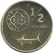 ½ Escalin – reverse