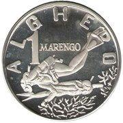 1 Marengo (Alghero) – obverse