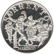 1 Marengo (Sorrento) – obverse