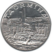 1 Marengo (Taormina) – obverse