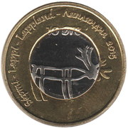 10 Øre (Norway) – obverse