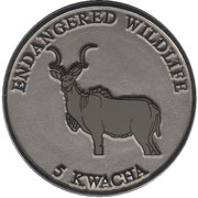 5 Kwacha (Likoma Island) – reverse