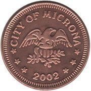 1 Micron -  obverse