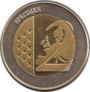 2 (Finland Euro Fantasy Token) – reverse
