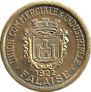 10 Centimes (Falaise) – obverse