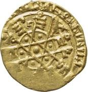 """¼ Dinar """"Tarì"""" - Al-Mustansir Billah - 1036-1094 AD (Sicily mint) – obverse"""