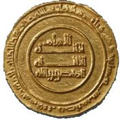 Dinar - Al-Mansur Billah - 946-953 AD – obverse