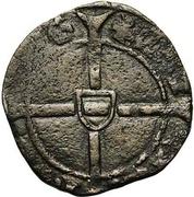 mite de Brabant, Philippe le Bon (1430-1467) Louvain – reverse