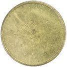 1 Krone (S. P. Petersens EFTF) – reverse