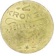 2 Kroner (S. P. Petersens EFTF) – obverse