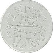1 Krone (J. F. Kjølbro) – obverse
