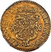 1 Scudo d'Oro - Alfonso II – obverse