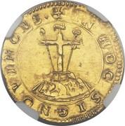 1 Scudo d'Oro - Alfonso I – reverse