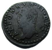 Sesino - Alfonso II 1559-1597 – obverse
