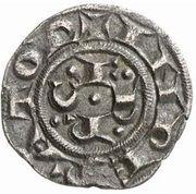 Denaro - Republic  (c.1200-1344) – obverse