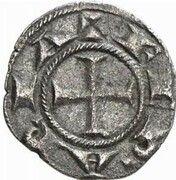 Denaro - Republic  (c.1200-1344) – reverse