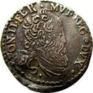 Giorgino - Alfonso II – obverse