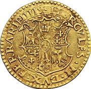 1 Scudo d'Oro - Ercole II – obverse
