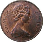 1 Cent - Elizabeth II (FAO) -  obverse
