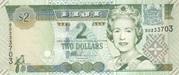 Two Dollars – obverse