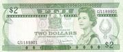2 Dollars -  obverse