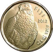 2 Dollars (small type) -  obverse