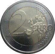 2 Euro (Parliament) – reverse