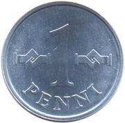 1 Penni -  reverse