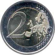 2 Euro (Akseli Gallen-Kallela) – reverse