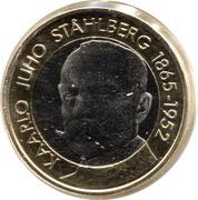 5 Euro (Presidents of Finland: Kaarlo Juho Stahlberg) -  reverse