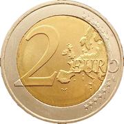 2 Euro (Independence) – reverse