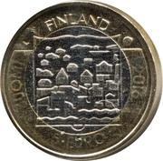 5 Euro (Presidents of Finland: Kyosti Kallio) -  obverse