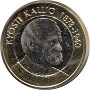 5 Euro (Presidents of Finland: Kyosti Kallio) -  reverse