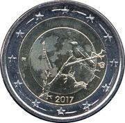 2 Euro (Finnish Nature) -  obverse