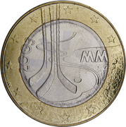 5 Euro (Ice Hockey) -  obverse