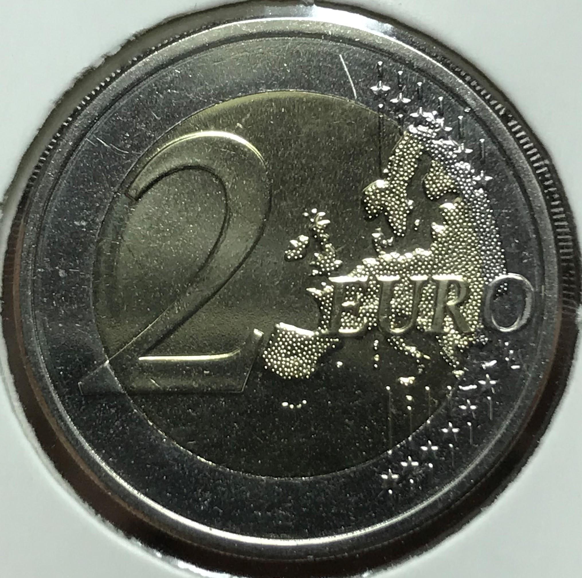2 euro  landscape koli  finland numista country = cn country = ma